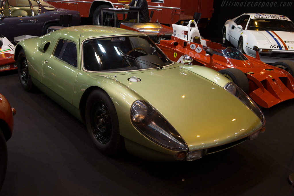 Porsche 904 GTS - Chassis: 904-025 - Entrant: Tradex  - 2015 Retromobile