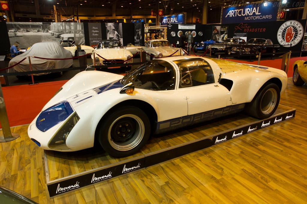 Porsche 906 - Chassis: 906-162   - 2015 Retromobile