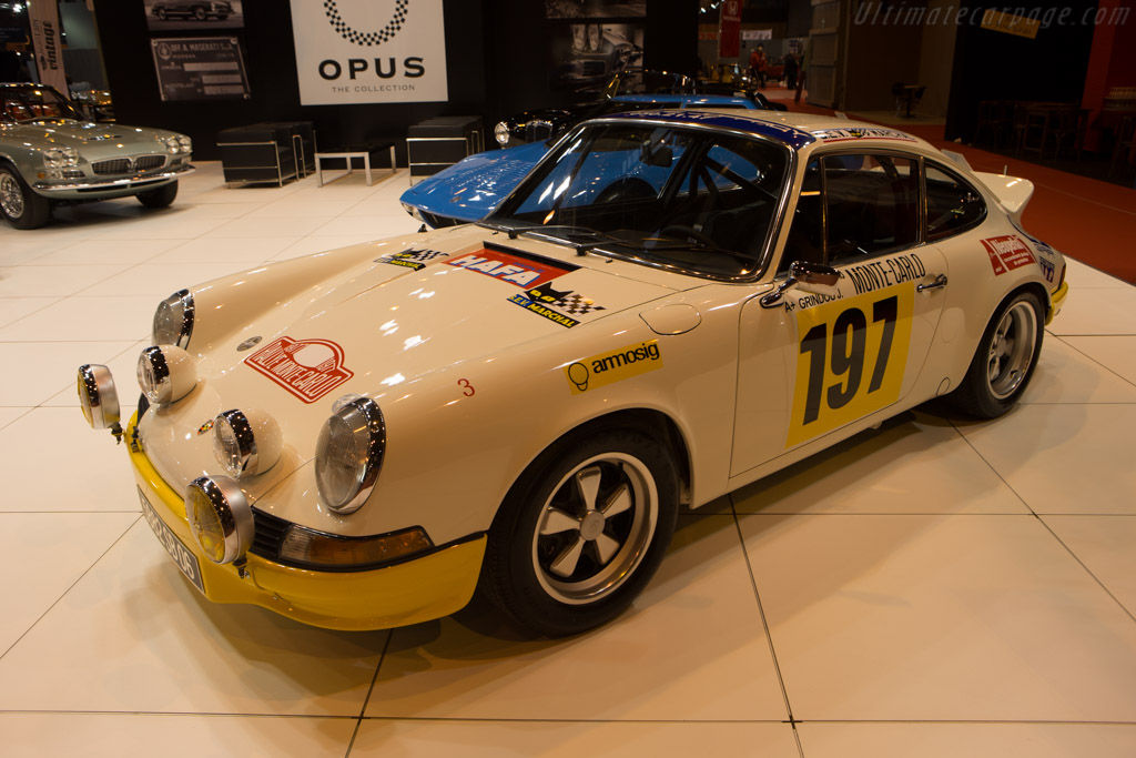 Porsche 911 Carrera RS 2.7    - 2015 Retromobile
