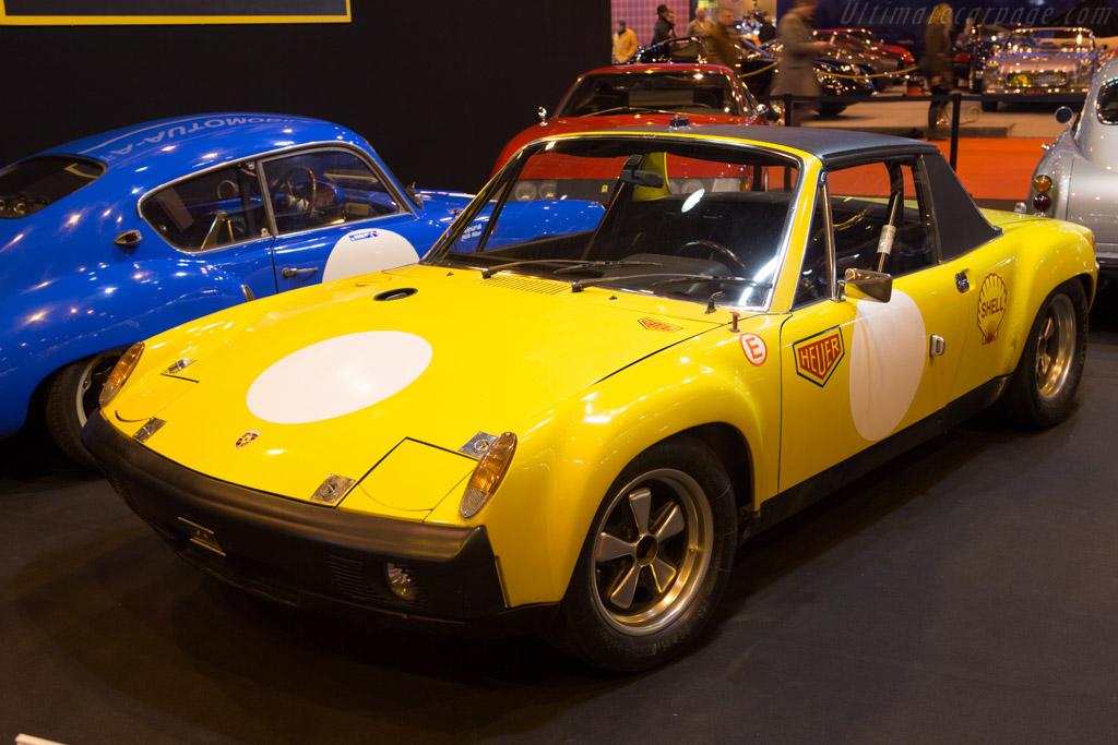 Porsche 914/6 GT    - 2015 Retromobile