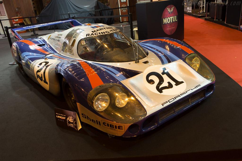 Porsche 917 LH - Chassis: 917-045   - 2015 Retromobile