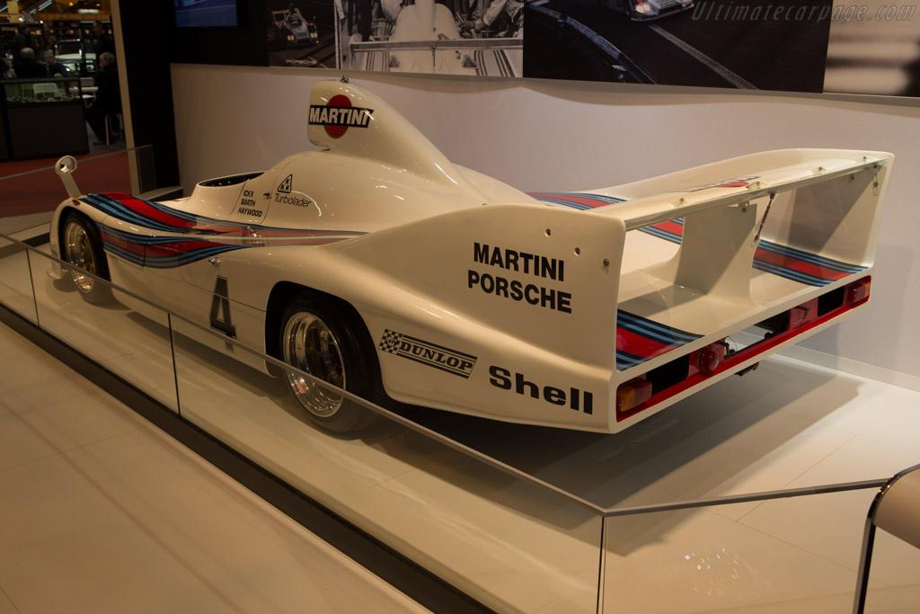 Porsche 936 - Chassis: 936-002 - Entrant: Porsche France  - 2015 Retromobile