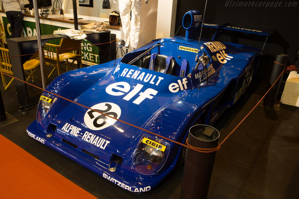 Renault Alpine A441    - 2015 Retromobile