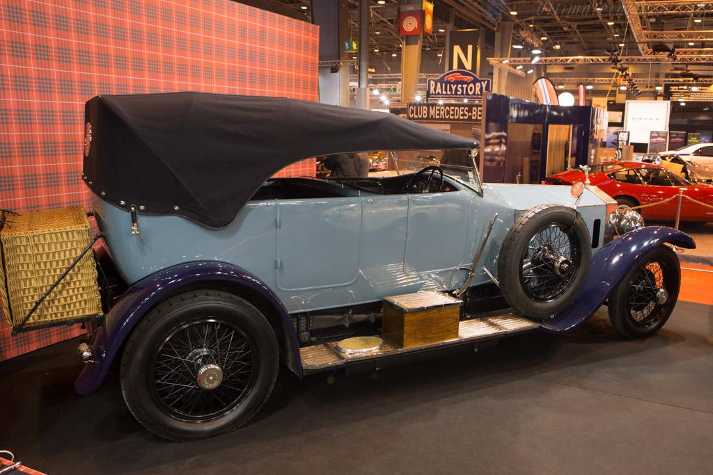Rolls-Royce Silver Ghost Million Guiet Tourer - Chassis: 2AU - Entrant: Fiskens  - 2015 Retromobile