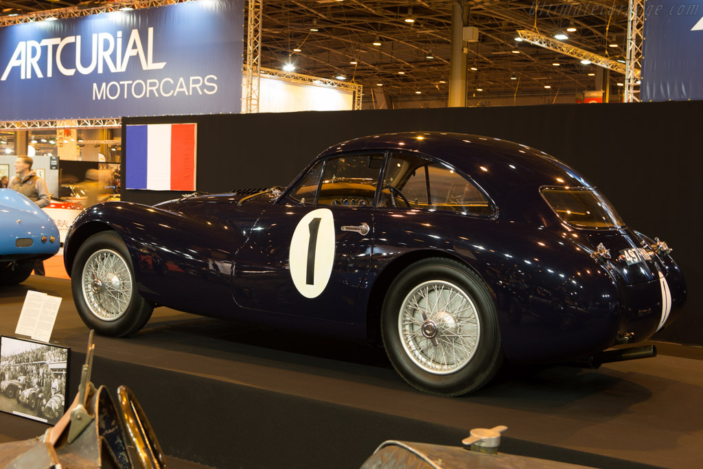 Talbot Lago T26 GS Chambas Coupe - Chassis: 110105 - Entrant: Lukas Hüni  - 2015 Retromobile