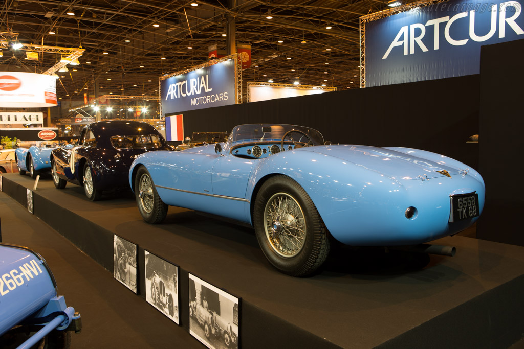 Talbot Lago T26 GS Motto Roadster - Chassis: 110152 - Entrant: Lukas Hüni  - 2015 Retromobile