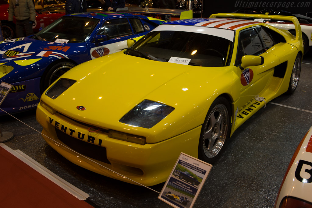 Venturi 400 Trophy - Chassis: 0062   - 2015 Retromobile