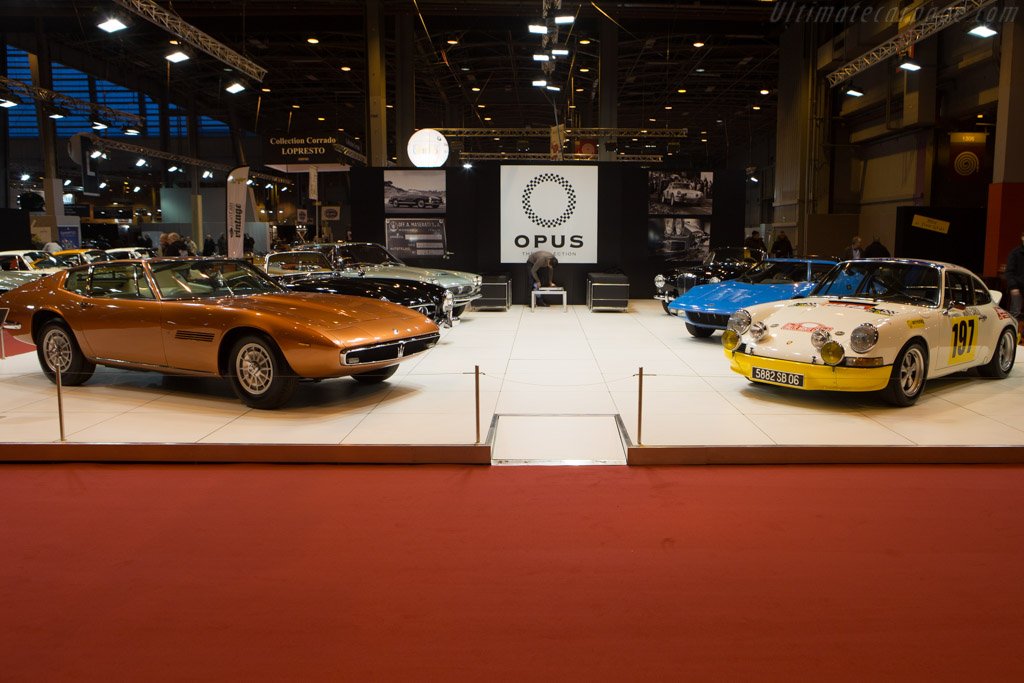 Welcome to Retromobile - Chassis: 2383GT   - 2015 Retromobile