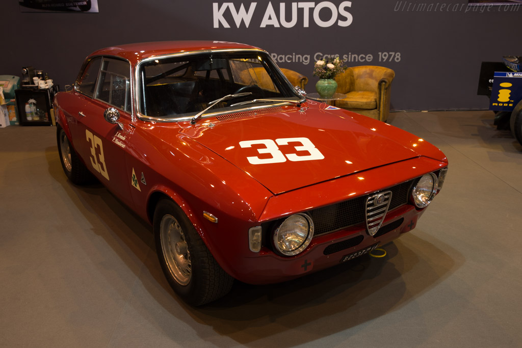 Alfa Romeo GTA - Chassis: AR613075 - Entrant: KW Autos  - 2016 Retromobile