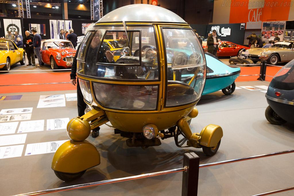 Automodule    - 2016 Retromobile