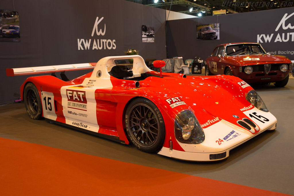 BMW V12 LM - Chassis: 001/98 - Entrant: KW Autos  - 2016 Retromobile