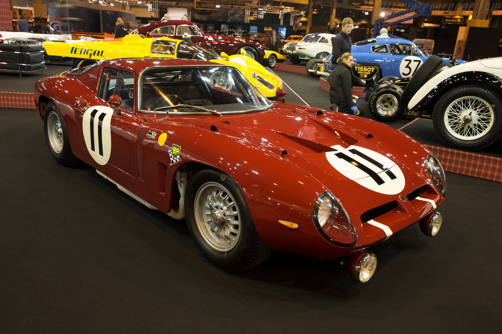 Bizzarrini 5300 GT Corsa - Chassis: BA4 0106 - Entrant: Fiskens  - 2016 Retromobile