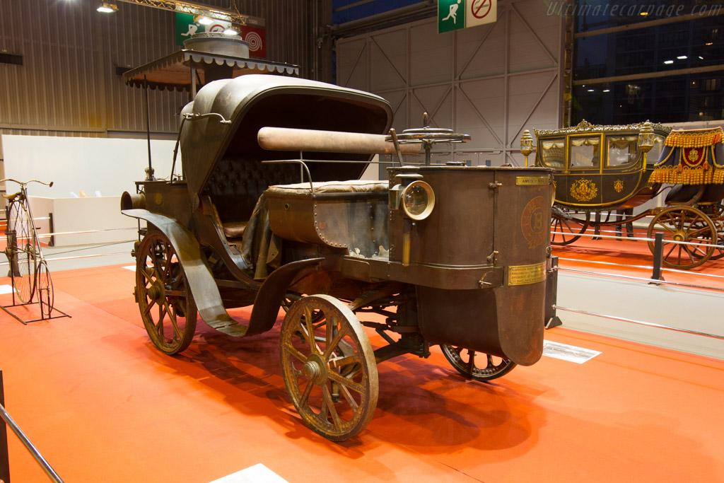 Bollée La Mancelle, 1878    - 2016 Retromobile