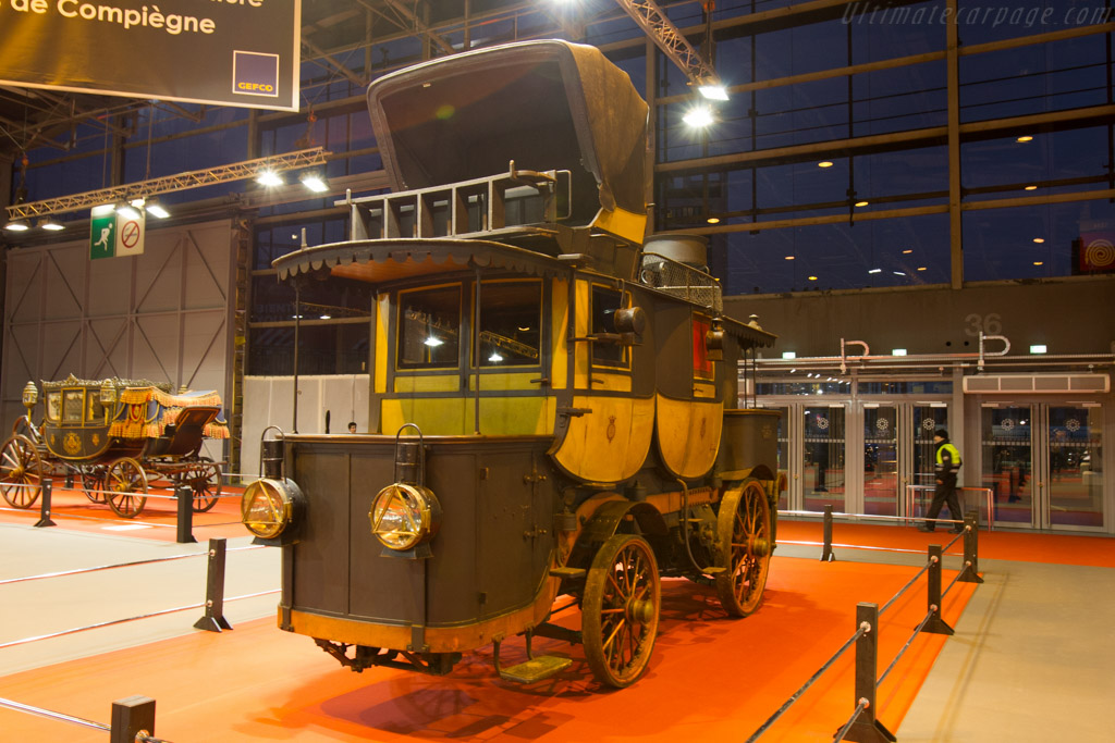 Bollée Steam Diligence 1885    - 2016 Retromobile