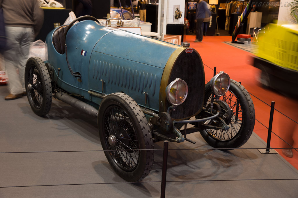 Bugatti Type 13    - 2016 Retromobile