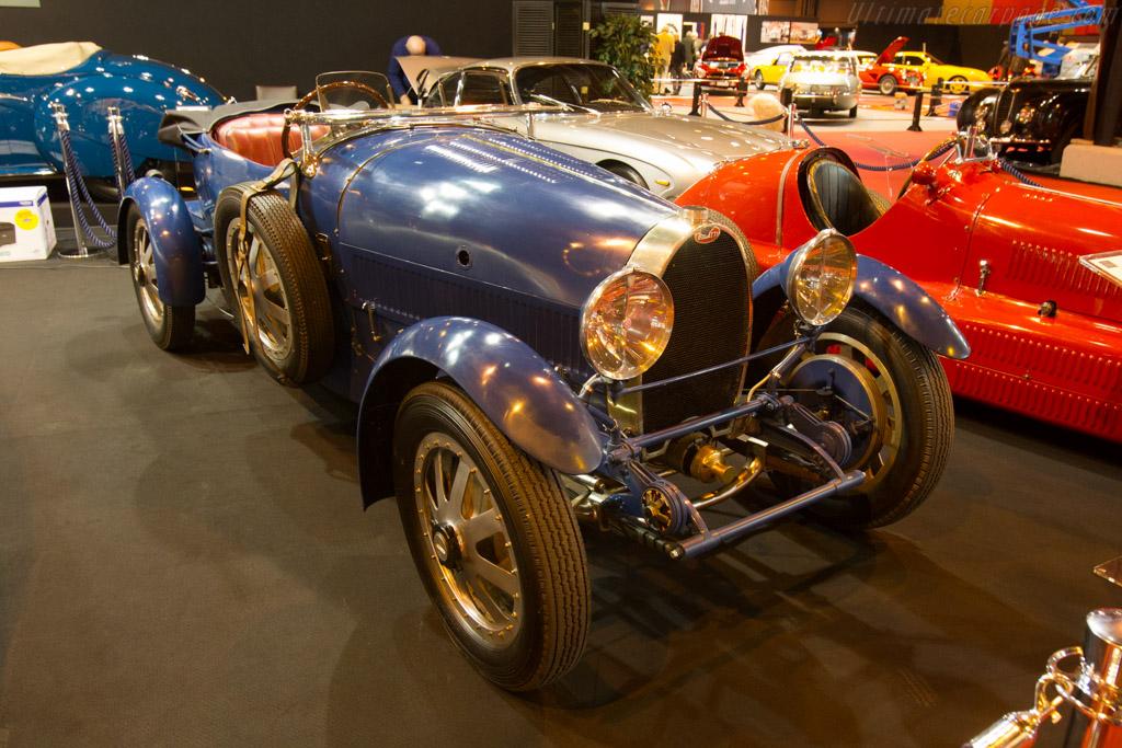 Bugatti Type 43 - Chassis: 43175 - Entrant: Thiesen  - 2016 Retromobile