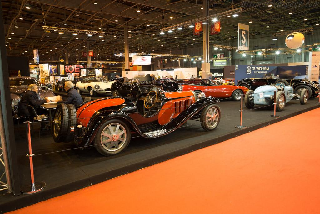 Bugatti Type 55 - Chassis: 55234 - Entrant: Lucas Hüni - 2016 Retromobile