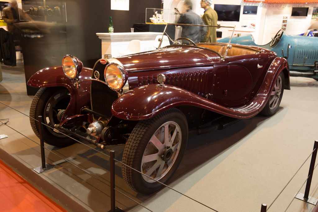Bugatti Type 55 Van Vooren - Chassis: 55204   - 2016 Retromobile
