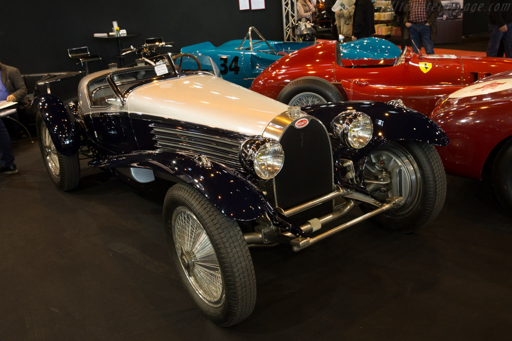 Bugatti Type 57/59  - Entrant: Tillack  - 2016 Retromobile