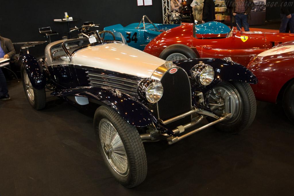 Bugatti Type 57/59  - Entrant: Tillack  - 2016 Retromobile