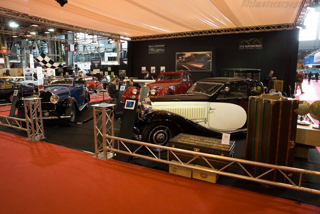 Bugatti Type 57 Ventoux - Chassis: 57239 - Entrant: Fine Automobiles  - 2016 Retromobile