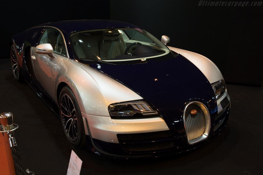 Bugatti Veyron 16.4 Super Sport   - 2016 Retromobile