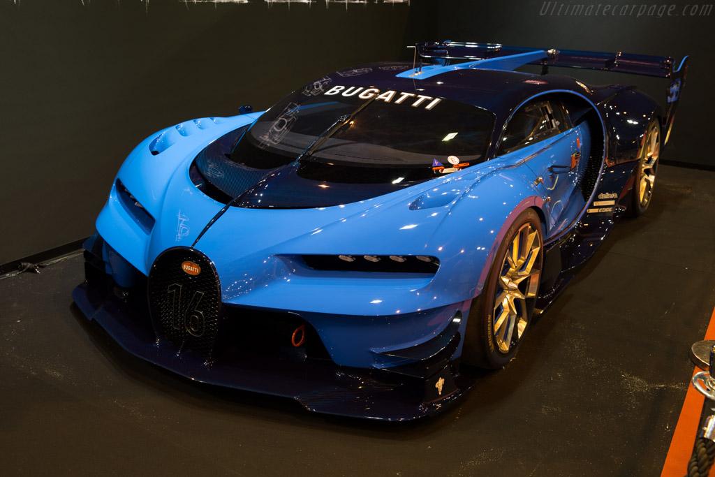 Bugatti Vision Gran Turismo    - 2016 Retromobile