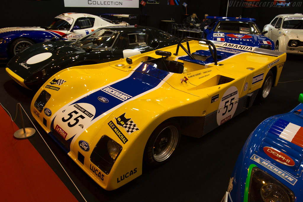 Duckhams - Chassis: LM-1 - Entrant: Ascott Collection  - 2016 Retromobile