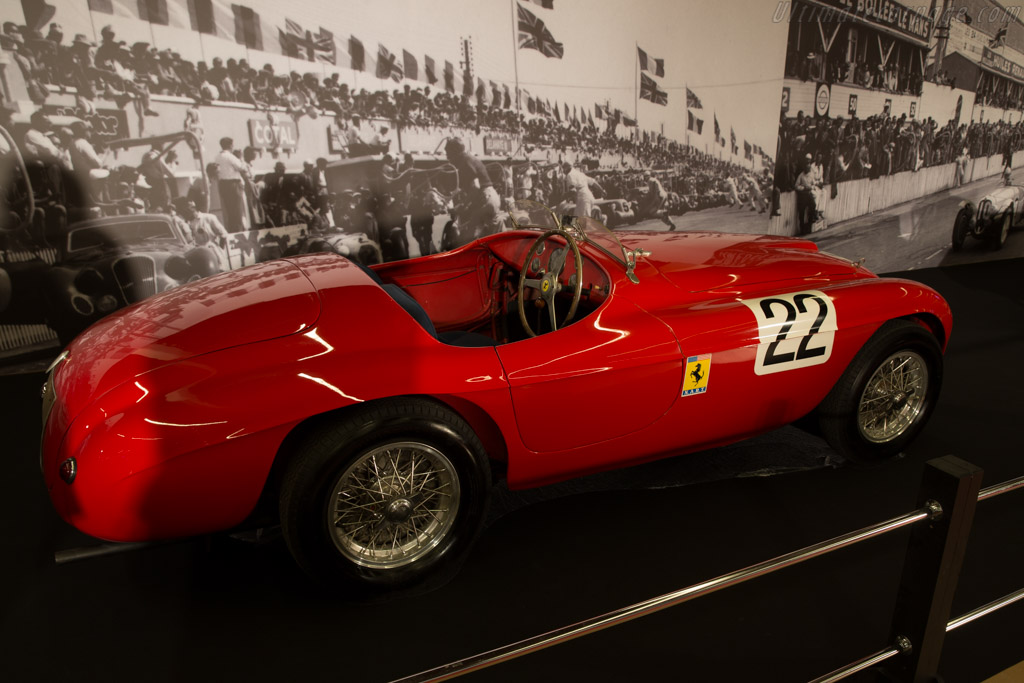 Ferrari 166 MM - Chassis: 0014M - Entrant: ACO  - 2016 Retromobile