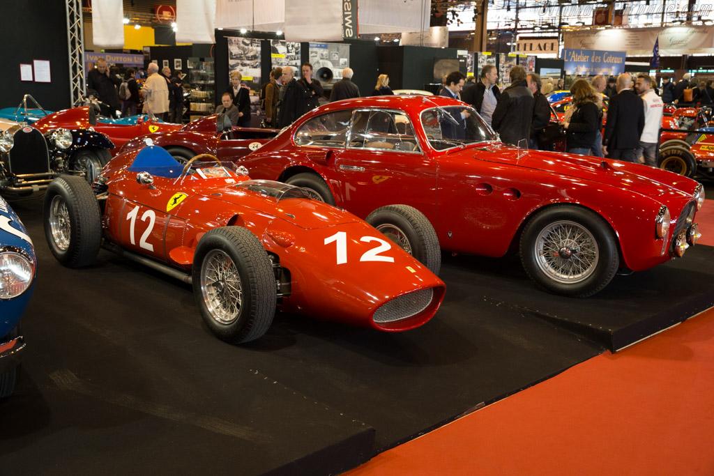 Ferrari 246 Dino F1 - Chassis: 0004R1 - Entrant: Tillack  - 2016 Retromobile