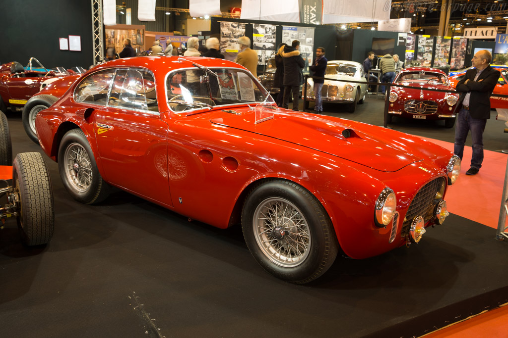 Ferrari 250 S - Chassis: 0156ET - Entrant: Tillack  - 2016 Retromobile