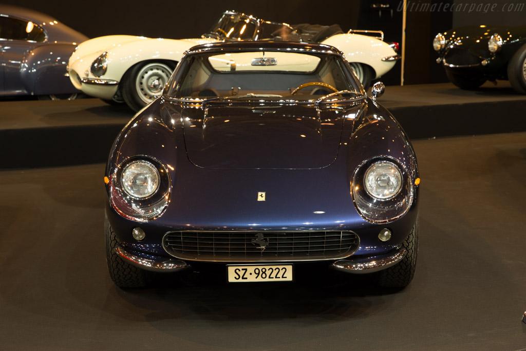 Ferrari 275 GTB - Chassis: 07319 - Entrant: Lucas Hüni  - 2016 Retromobile