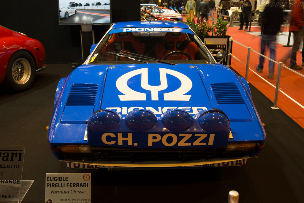 Ferrari 308 GTB Michelotto Group 4 - Chassis: 21071   - 2016 Retromobile