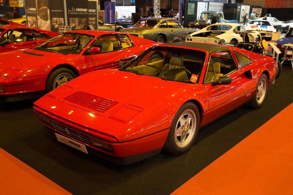 Ferrari 328 GTS - Chassis: 83136   - 2016 Retromobile