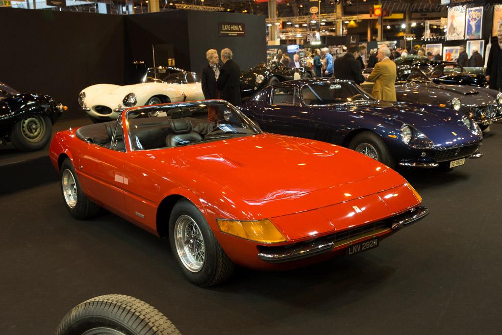 Ferrari 365 GTS/4 Daytona - Chassis: 16801 - Entrant: Lucas Hüni  - 2016 Retromobile