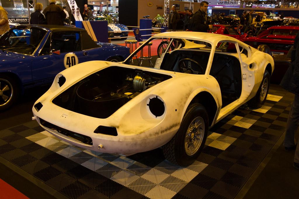 Ferrari Dino 246 Gt Chassis 04584 2016 Retromobile