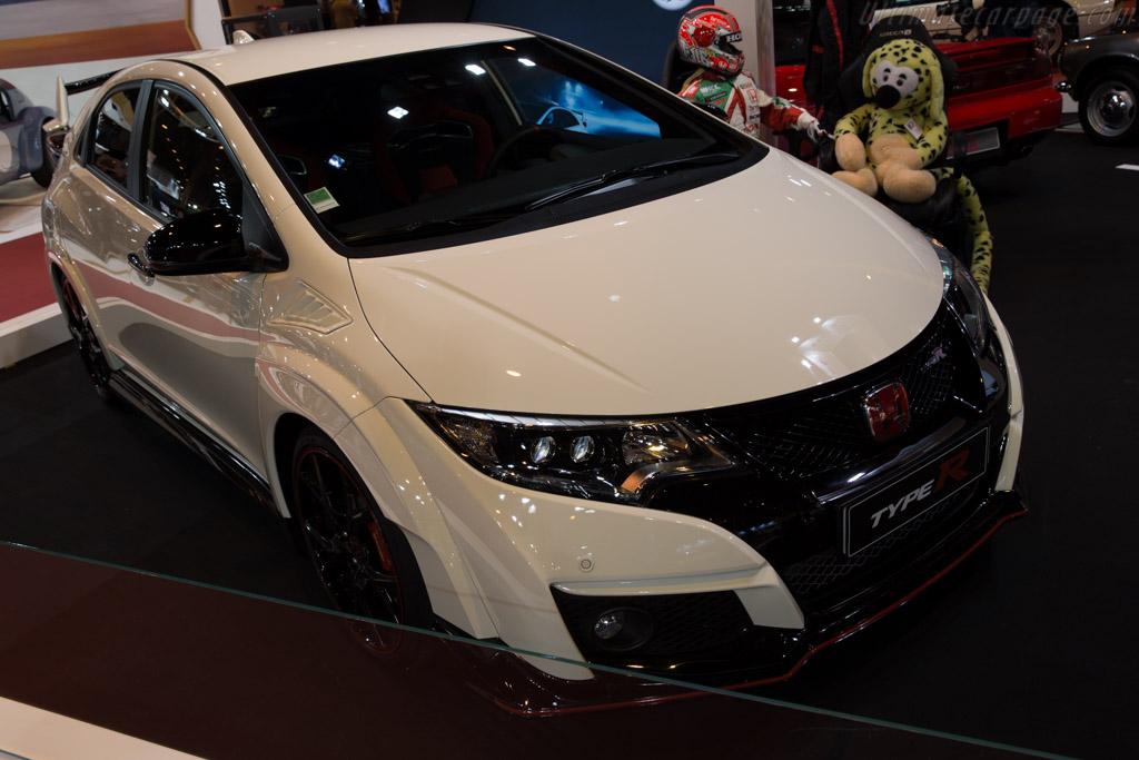 Honda Civic Type R    - 2016 Retromobile