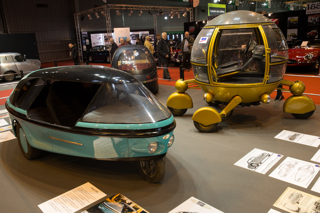 L'Ellipsis    - 2016 Retromobile
