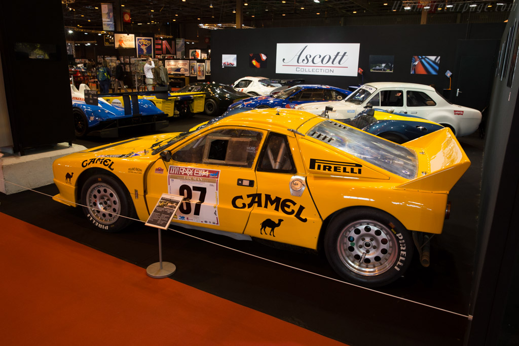 Lancia 037 - Chassis: ZLA151AR0 00000068 - Entrant: Ascott Collection  - 2016 Retromobile
