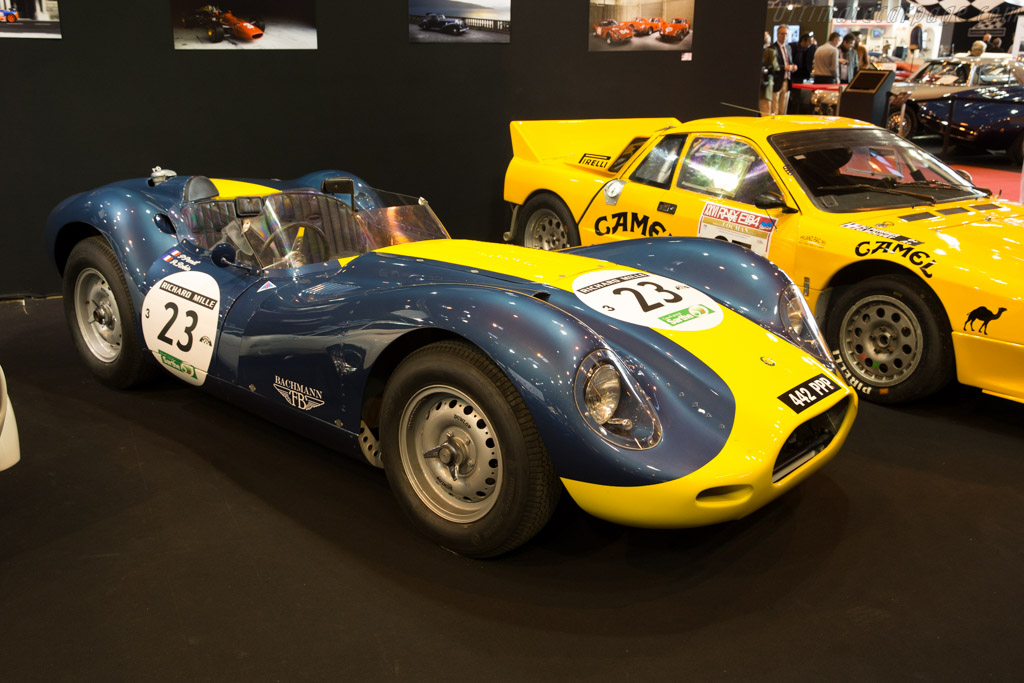Lister Knobbly Jaguar  - Entrant: Ascott Collection  - 2016 Retromobile