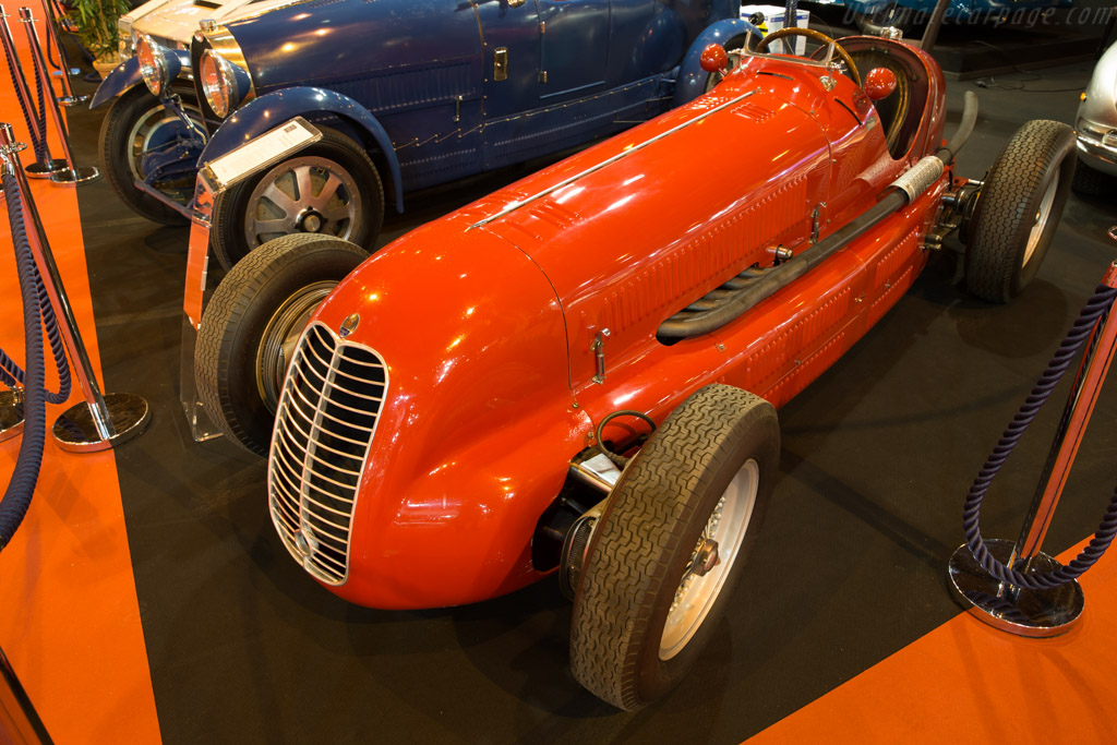 Maserati 6CM - Chassis: 1548   - 2016 Retromobile