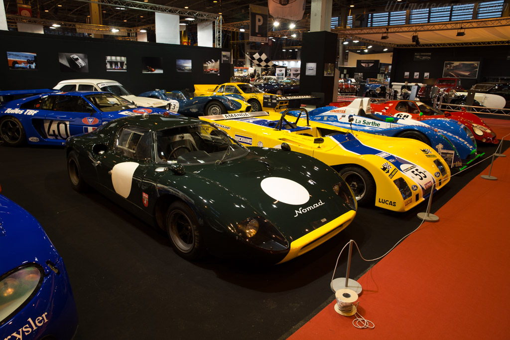 Nomad Mk1 - Chassis: 001 - Entrant: Ascott Collection  - 2016 Retromobile