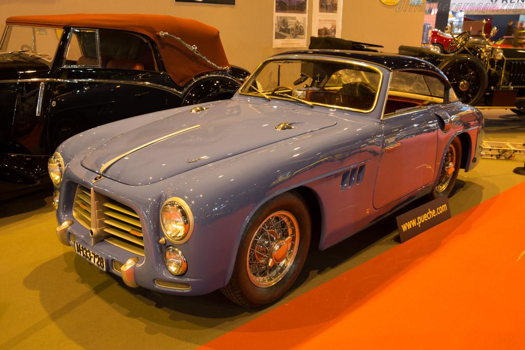 Pegaso Z102 - Chassis: 0102.150.0171   - 2016 Retromobile