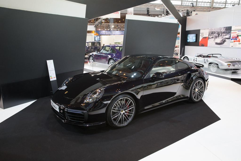 Porsche 911 Turbo  - Entrant: Porsche  - 2016 Retromobile