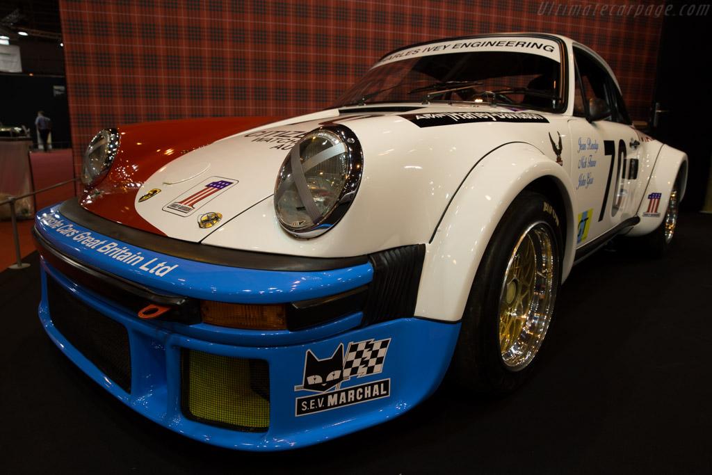 Porsche 934 - Chassis: 930 670 0153 - Entrant: Fiskens  - 2016 Retromobile