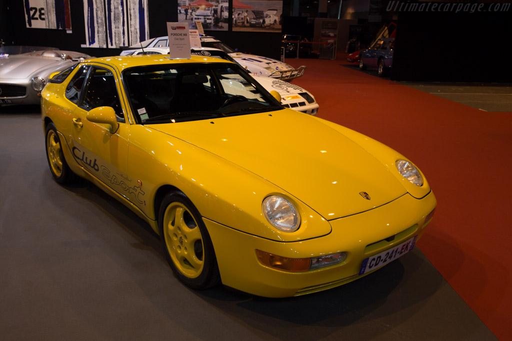Porsche 968 Cup    - 2016 Retromobile