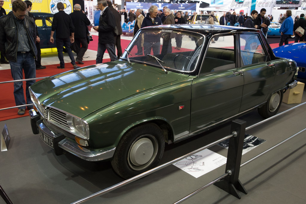 Renault 16 Tricorps    - 2016 Retromobile