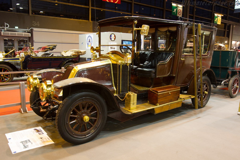 Renault CE 20/30 HP - Chassis: 33369   - 2016 Retromobile