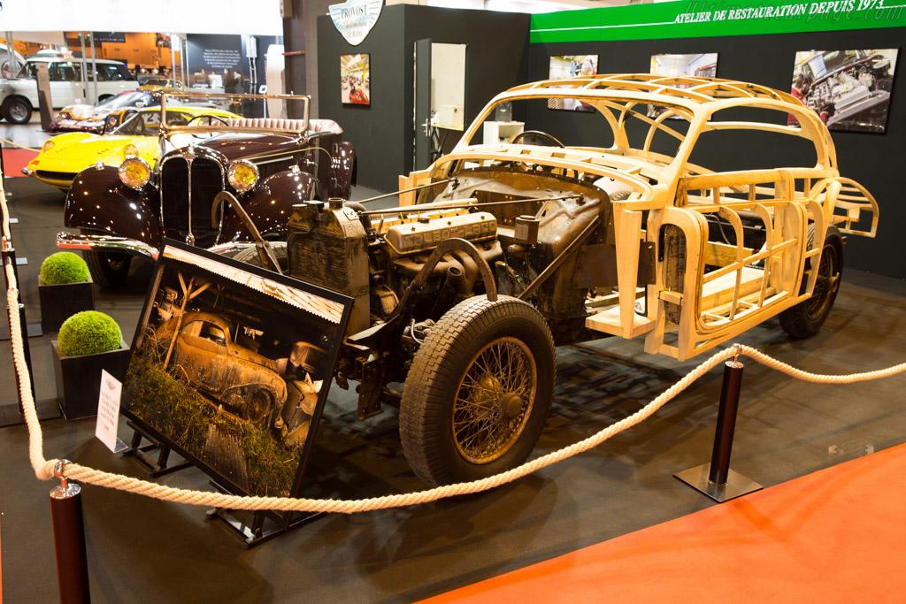Talbot T26 Saoutchik  - Chassis: 100239   - 2016 Retromobile