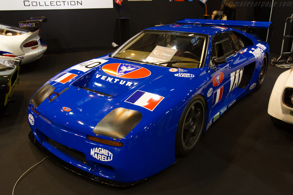 Venturi 600 SLM - Chassis: LM003 - Entrant: Ascott Collection  - 2016 Retromobile